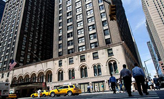 Park Central Hotel NY Daytime Perspective 320x194